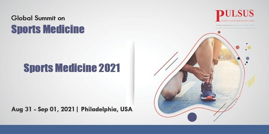 Global Summit on Sports Medicine  , Melbourne,USA