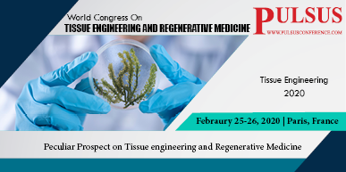 International Conference on Tissue Science and Regenerative Medicine , London,UK