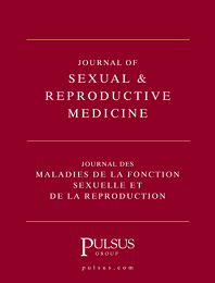 Journal of Sexual and Reproductive Medicine