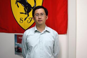 Professor Wei-Bor Tsai