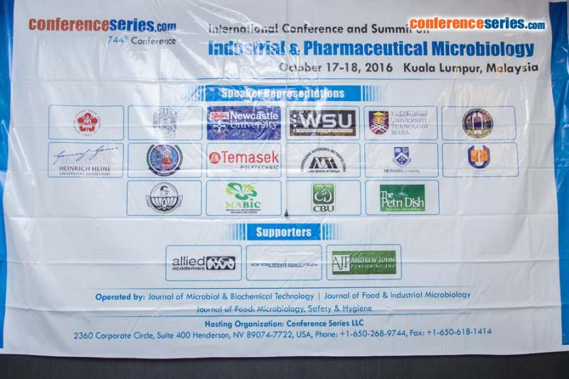 Industrial Microbiology 2016 Conferences | Photo Gallery