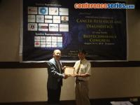 Title #cs/past-gallery/4297/award-ceremony-cancer-diagnostics-conference-2018-conference-series-2-1535685622