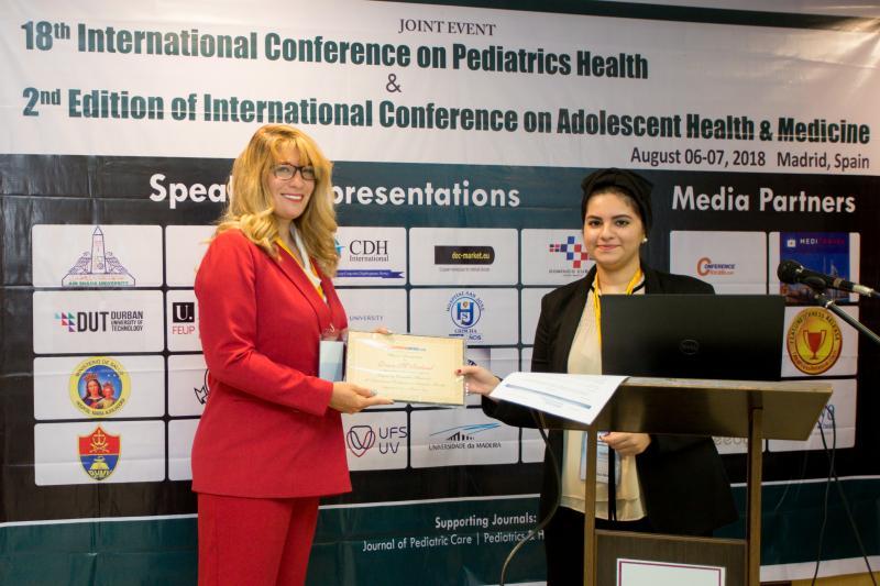 Pediatrics Health 2019 Conferences | Photo Gallery | Event