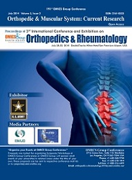 Orthopedics-Rheumatology 2014 Proceedings