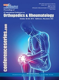Orthopedics and Rheumatology 2015 Proceedings