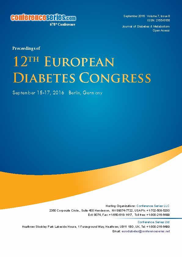 Conference Proceedings Euro Diabetes 2016