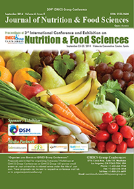 Journal of Nutrition & Food Science