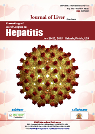 World Congress on Hepatitis July 20-22, 2015 Orlando, Florida, USA