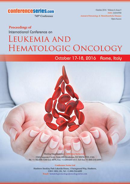 Hematology Oncology 2016