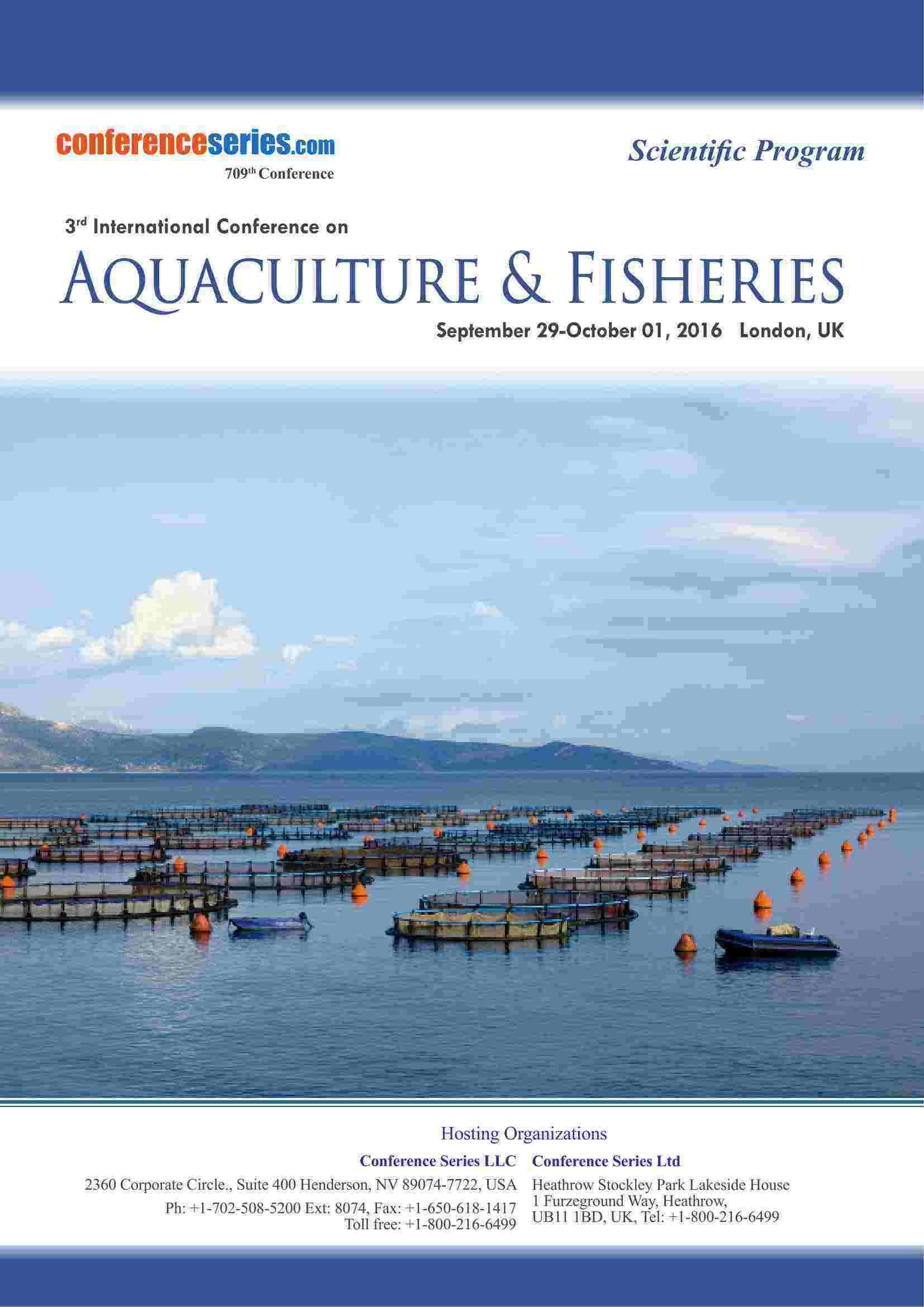 Aquaculture 2016