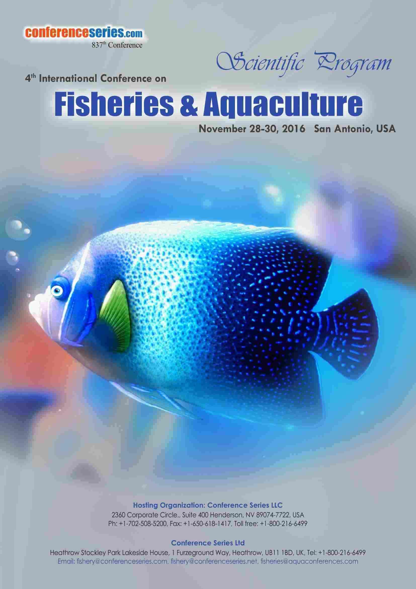 Fisheries 2016