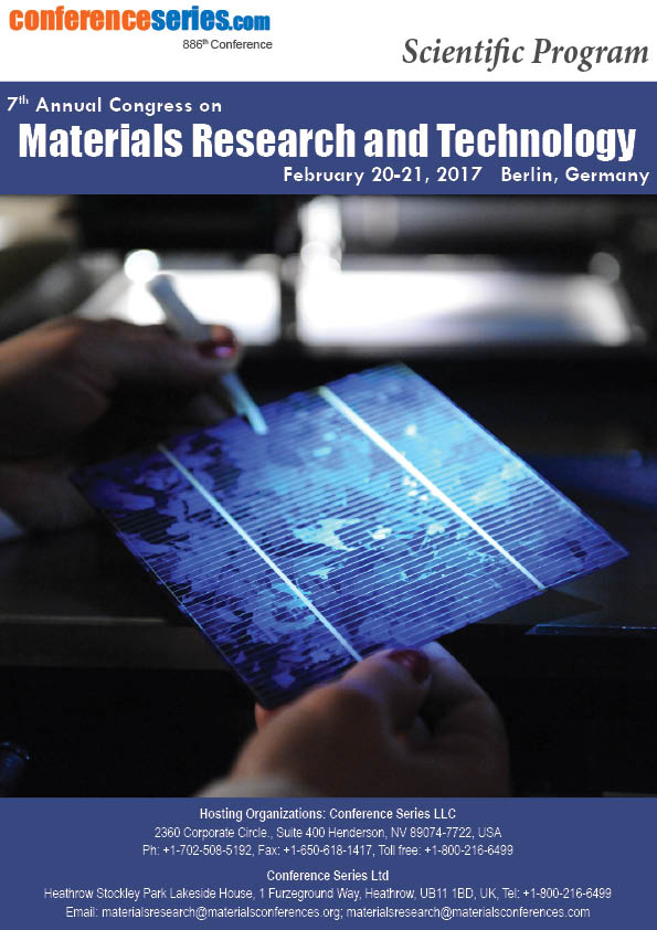 Materials Research 2017