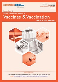 10th Euro Global Summit and Expo on Vaccines & Vaccination