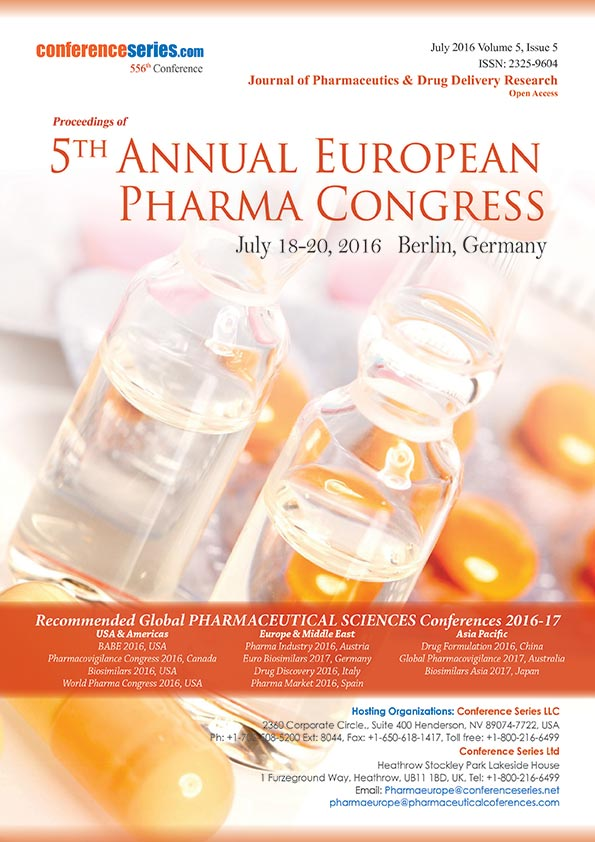 Pharma Europe 2016 Proceedings