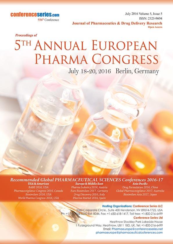 Pharma Europe 2016 Proceedings