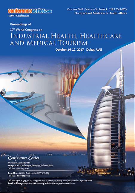 12th World Congress on Industrial Health, Healthcare and Medical Tourism