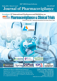 Pharmacovigilance 2014 Proceedings