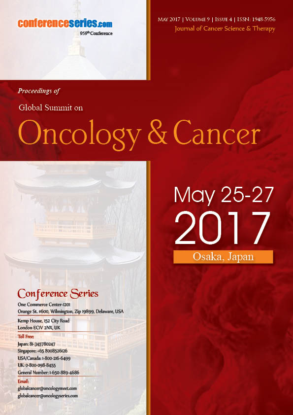 Global Summit on Oncology & Cancer_cancer therapy meeting 2018