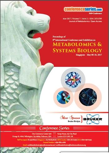 Metabolomics Congress 2017 Conference Proceedings