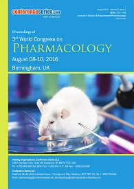 3rd World Congress on Pharmacology Proceedings