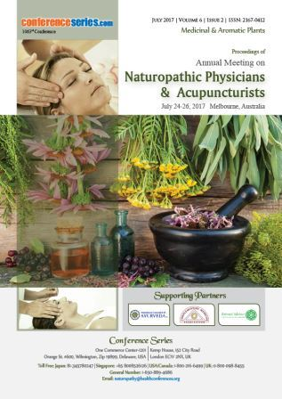 "2ndAnnual Meeting on Naturopathic Physicians & Acupuncturists"" during 22-23 August 2018  at Tokyo, Japan. With the theme of"