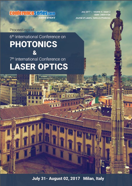 Photonics & Laser Optics 2017
