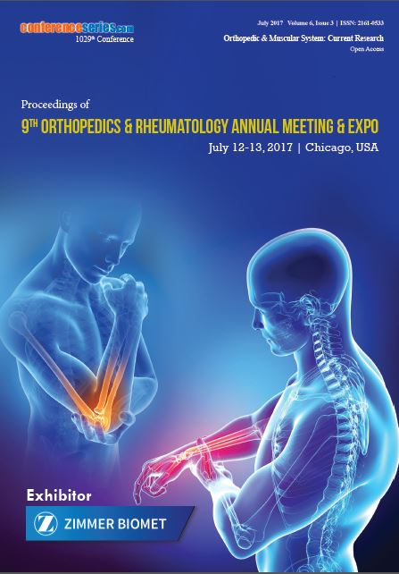Orthopedics 2017 Conference Proceeding