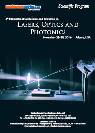 Lasers Optics Photonics 2016