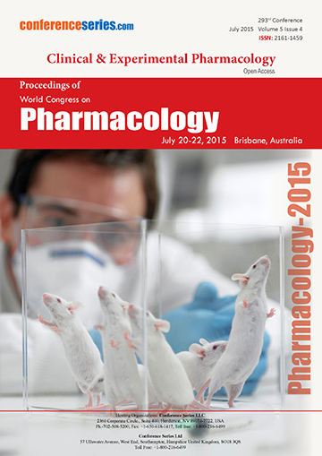 Neuropharmacology 2015 Proceedings