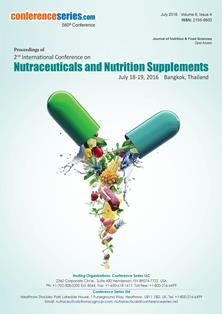 Nutraceuticals 2016 Proceedings