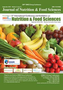 Nutrition and Food Sciences 2014 Proceedings