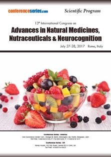 Nutraceuticals 2017 Proceedings