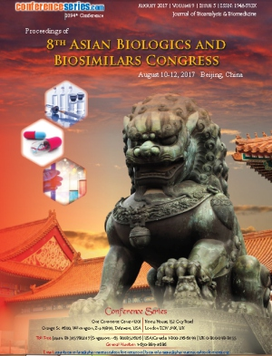 Asian Biosimilars 2017