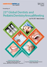 23rd Global Dentists and Pediatric Dentistry Annual Meeting