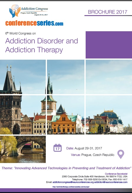 Addiction Congress 2017 Prague