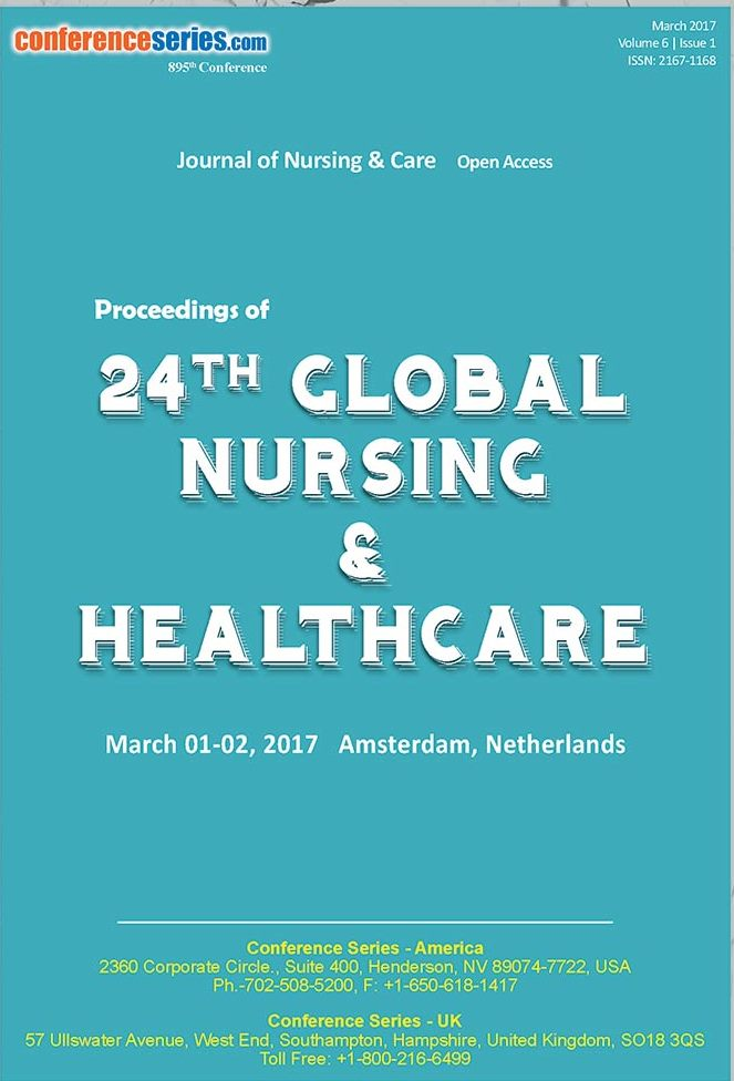 Global Nursing and Healthcare Conference 2017  Proceedings