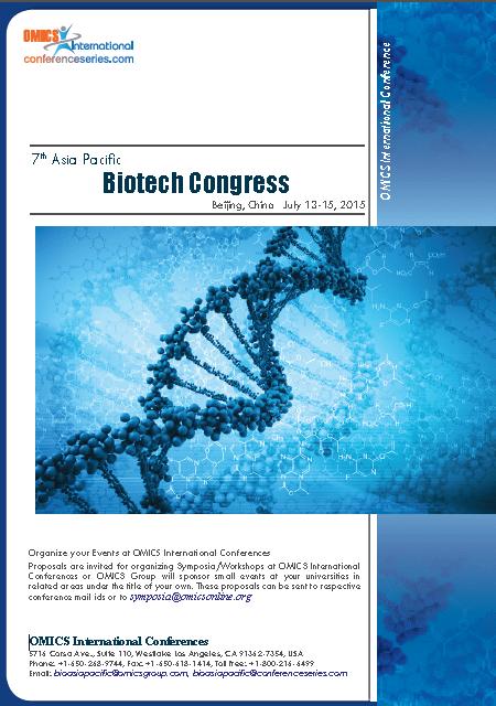 Proceedings of Biotechnology 2015
