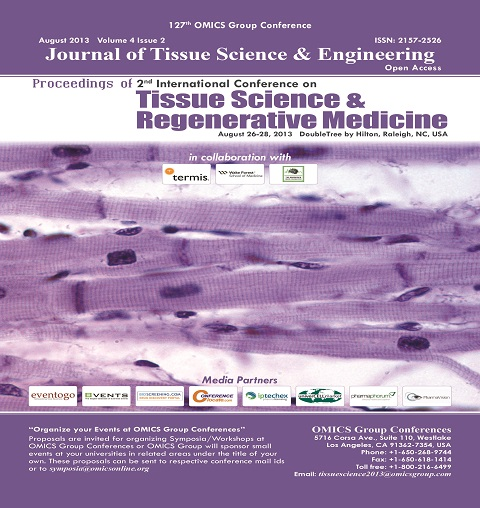 Journal of Tissue Science & Engineering