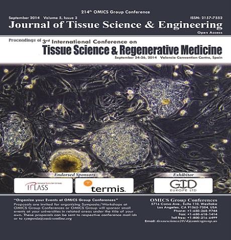 Journal of Tissue Science & Engineering