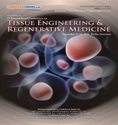 Tissue Science and Regenerative Medicine 2016