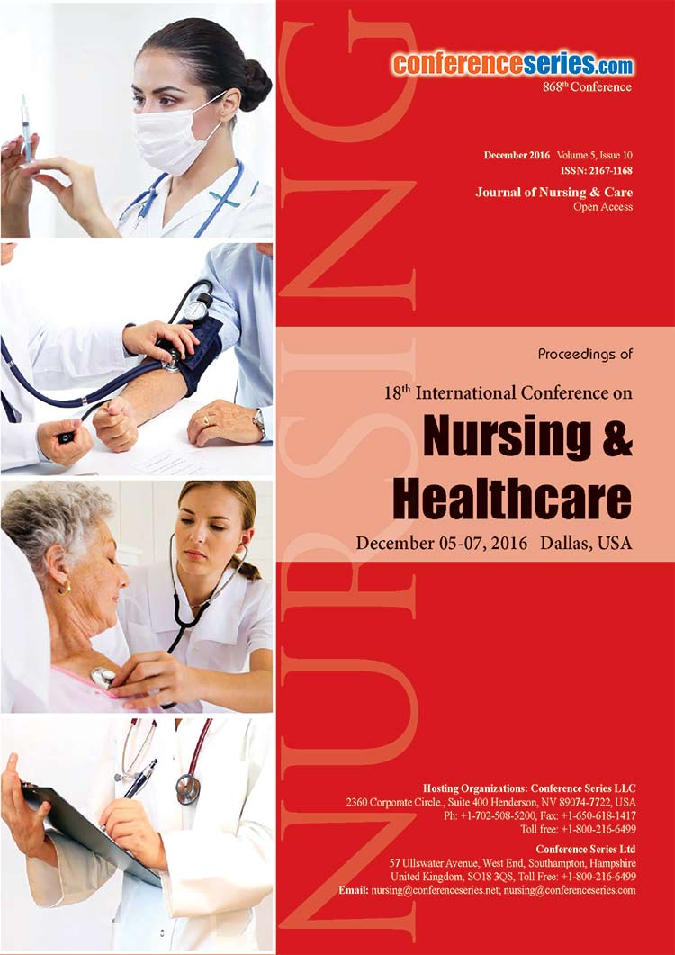 Nursing & Healthcare 2016 Conference Proceedings