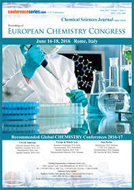European Chemistry congress 2016