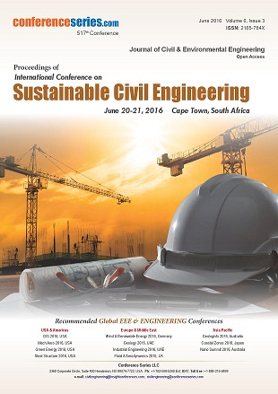 International Conference on Sustainable Civil Engineering