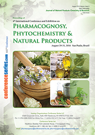 4th International Conference and Exhibition on Pharmacognosy, Phytochemistry & Natural Products