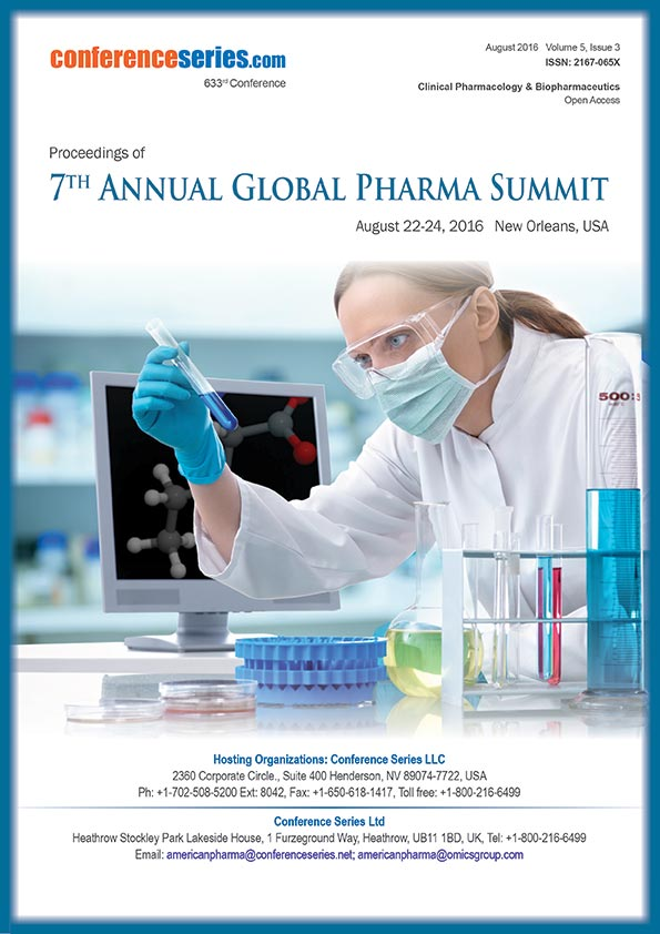 4th International Pharma & Clinical Pharmacy Congress