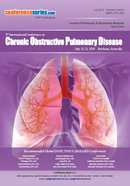 3rd International Conference on Chronic Obstructive Pulmonary Disease