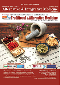 Traditional Medicine 2014 Proceedings