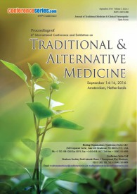 Traditional Medicine 2016 Proceedings