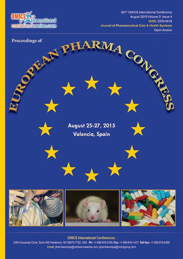 European Pharma Congress- 2015