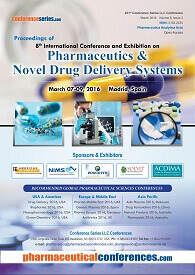 Pharmaceutics and novel drug delivery system 2016